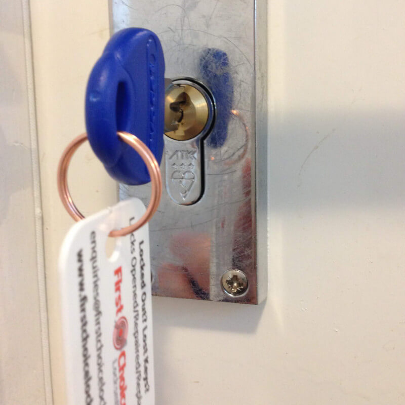 Avocet ATK High Security lock fitted in Exeter