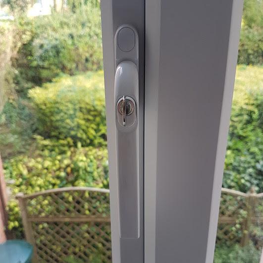 uPVC Window Handle