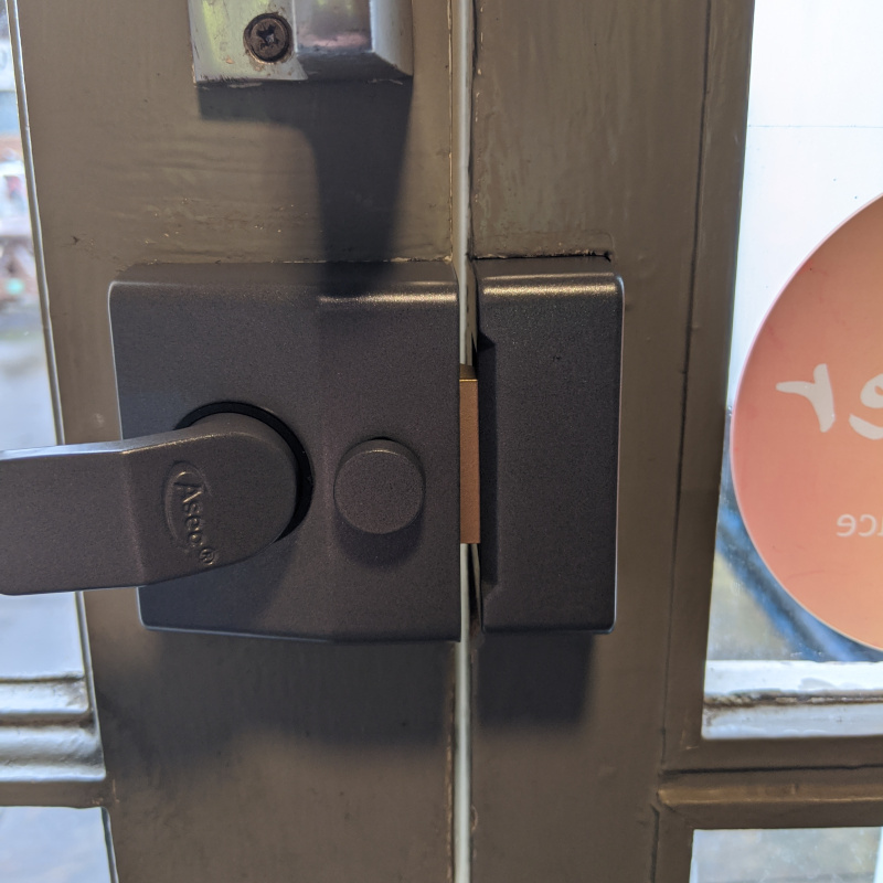 Yale Night Latch Fitted in Exeter by First Choice Locksmiths