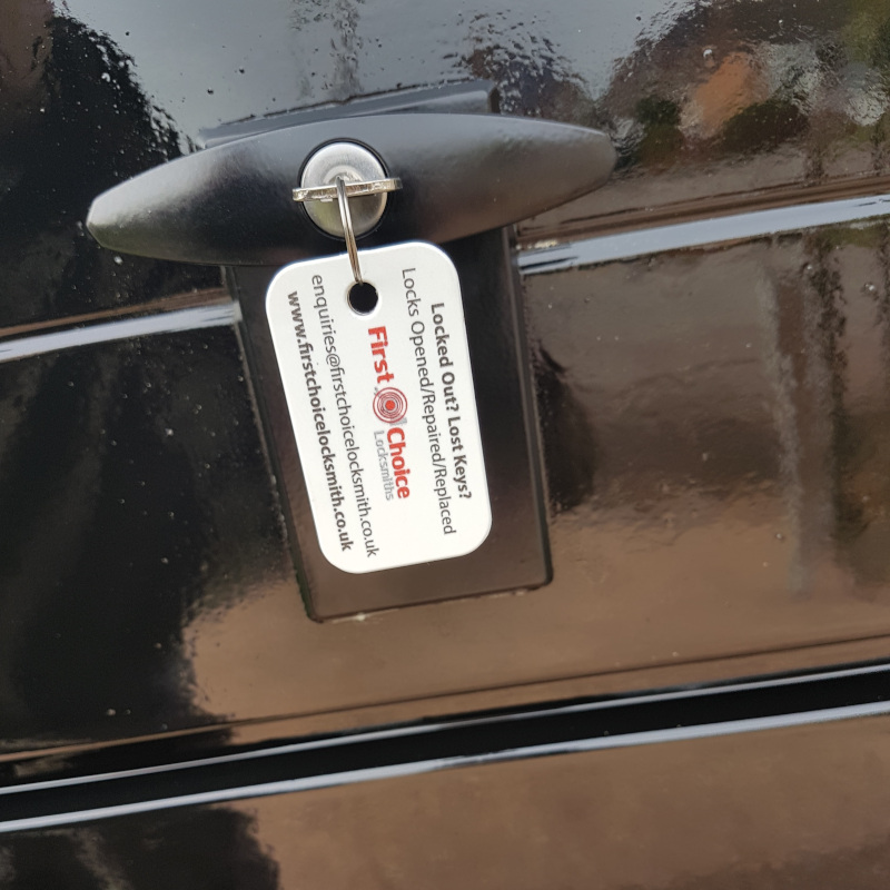 Garage lock unit replaced by First Choice Locksmiths, Exeter