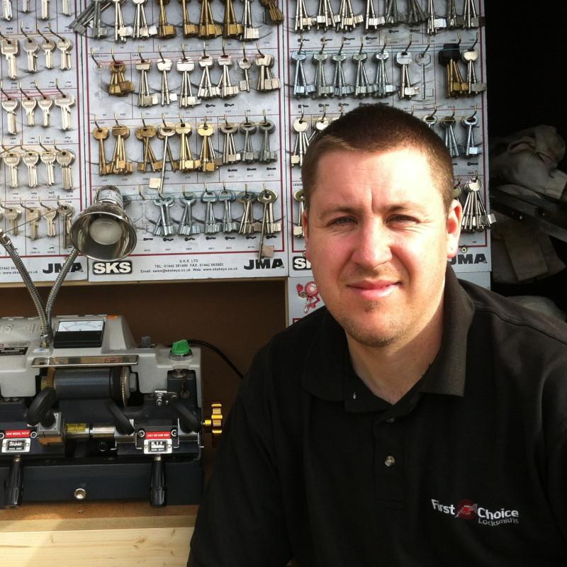 Matt Lettis - First Choice Locksmiths - Exeter