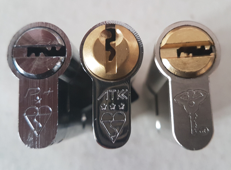 Some of the Euro Cylinder Locks First Choice Locksmiths Supply
